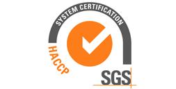 HACCP SGS Certified